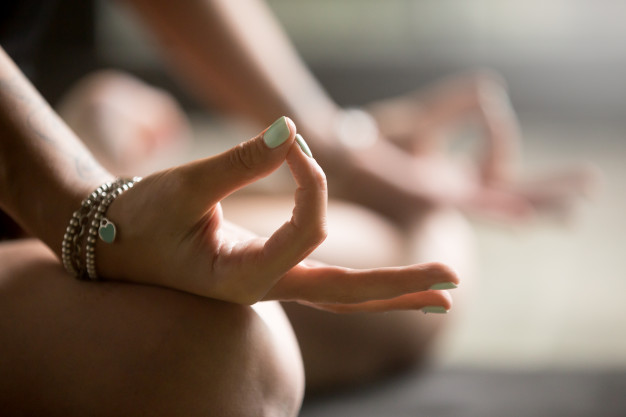 Kundalini yoga meditatie